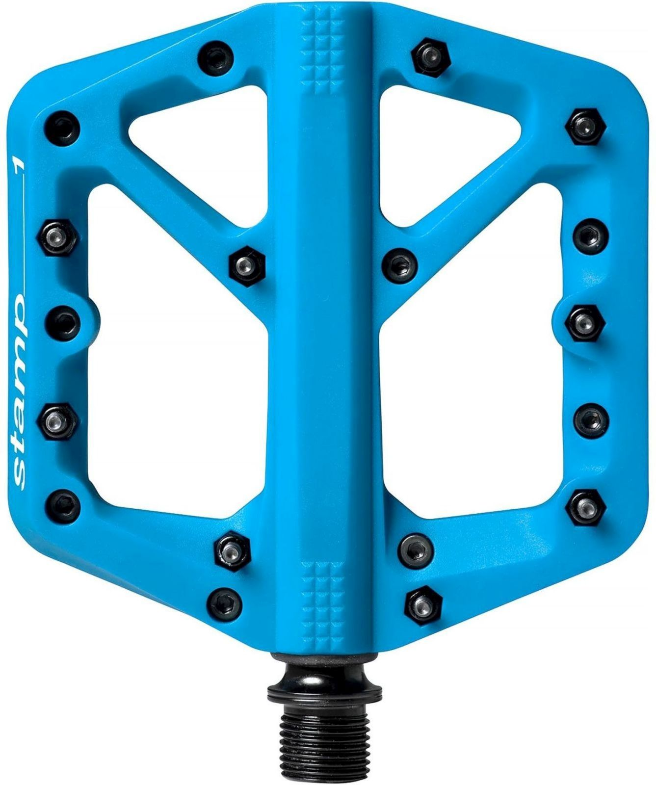 Crankbrothers Stamp 1 Small - blue uni