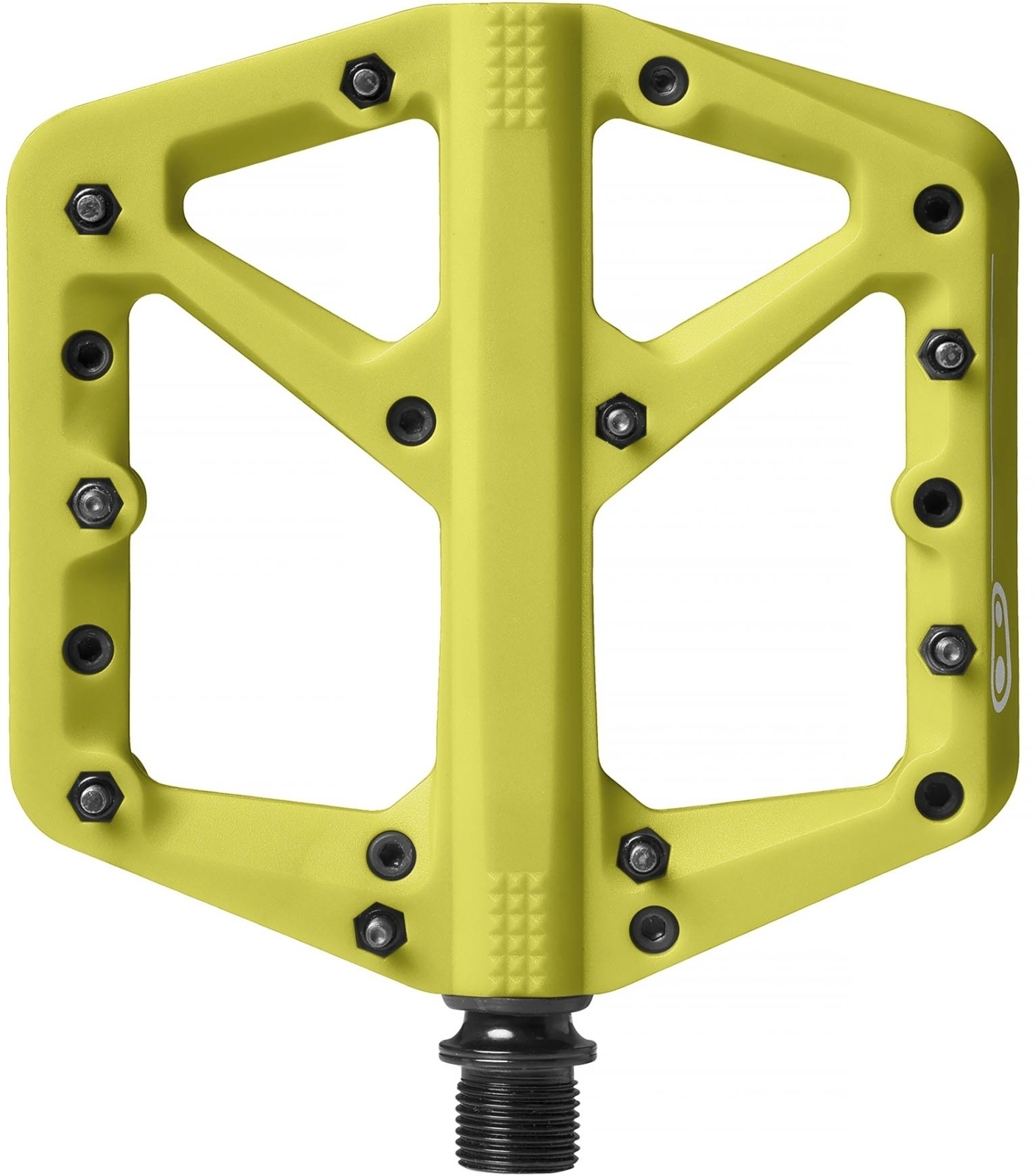 Crankbrothers Stamp 1 Large - citron uni