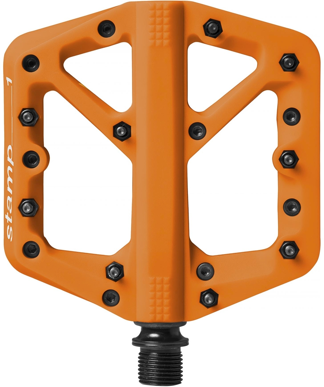 Crankbrothers Stamp 1 Small - orange uni