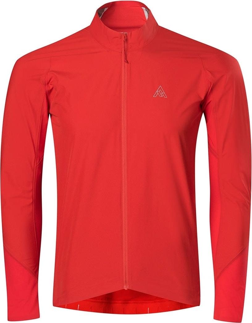 7MESH Cypress Hybrid Jacket Men - fiery red L