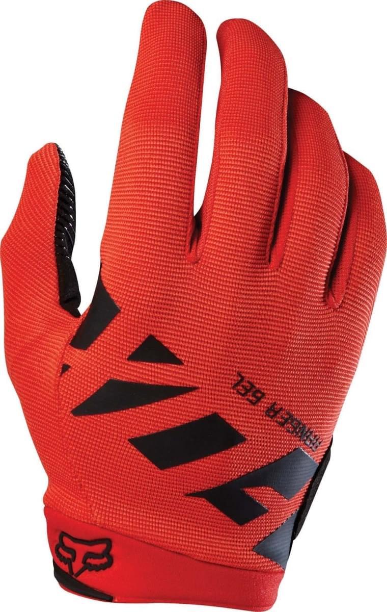 Cyklistické rukavice Fox Ranger Gel Glove - red - Ski a Bike Centrum ... deef4fa8b0