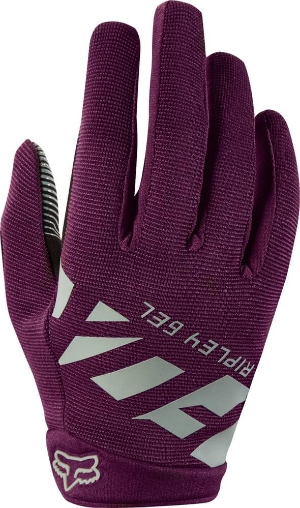 Fox Womens Ripley Gel Glove - Plum M