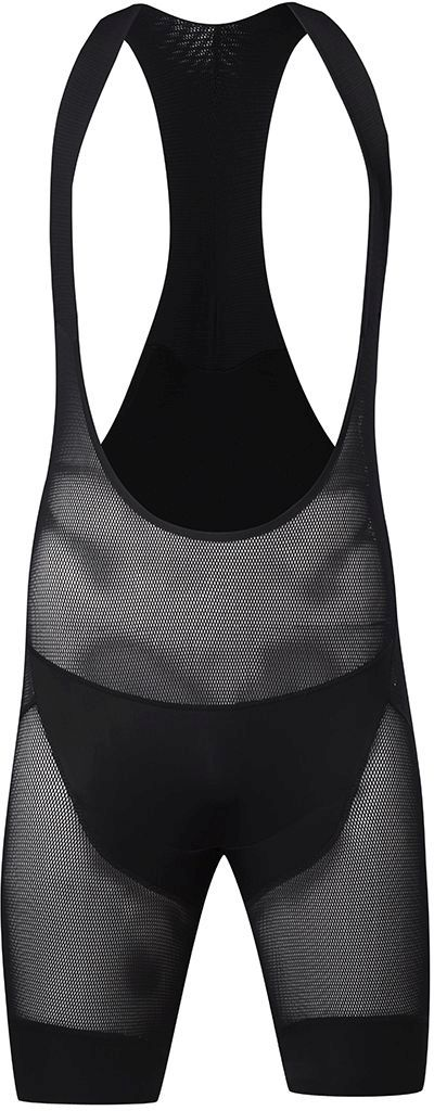 7Mesh Foundation Bib Short Men's - Black M