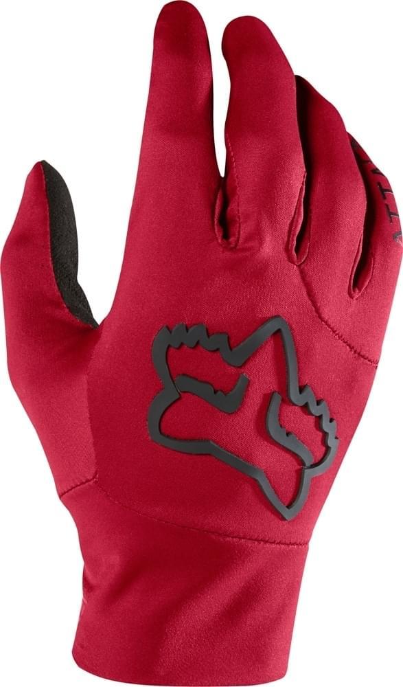Fox Attack Water Glove - Dark Red S