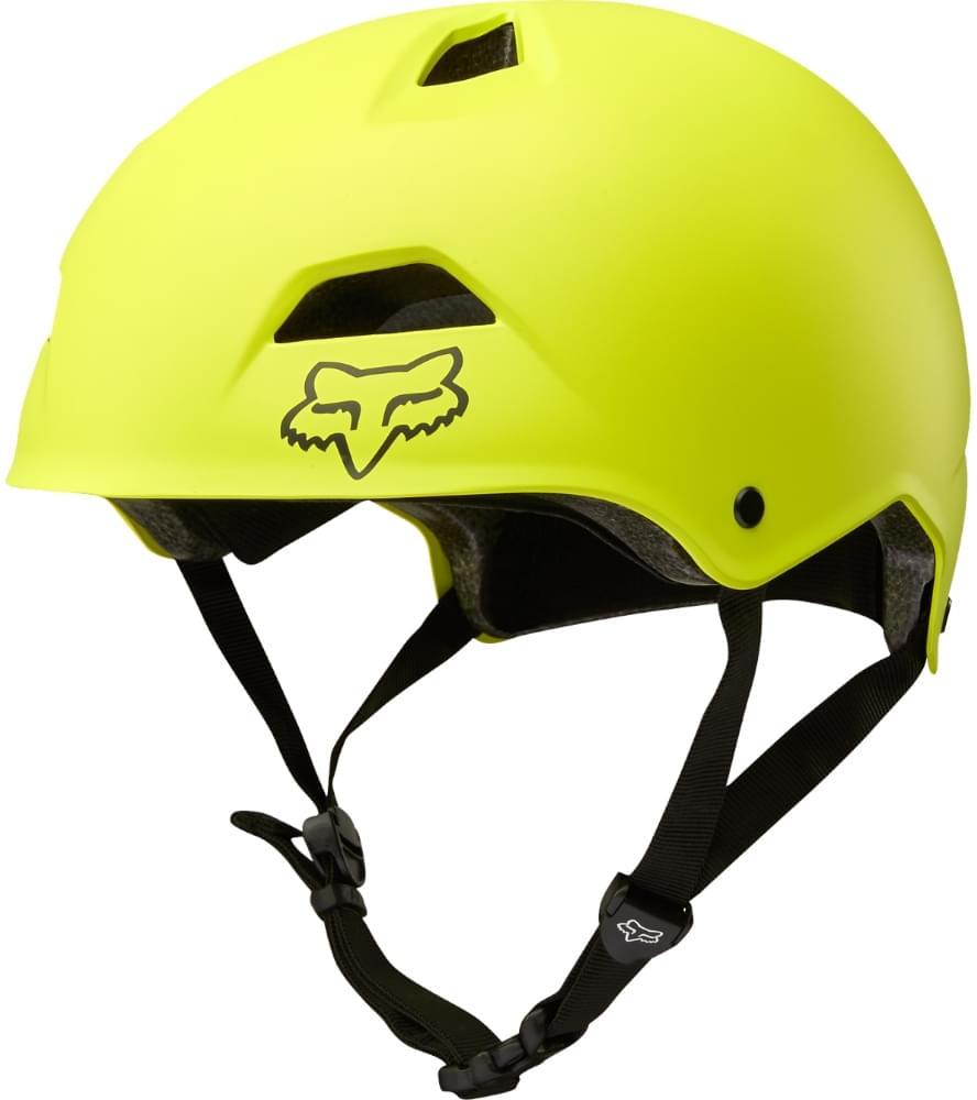 Fox Flight Sport Helmet - yellow/black L