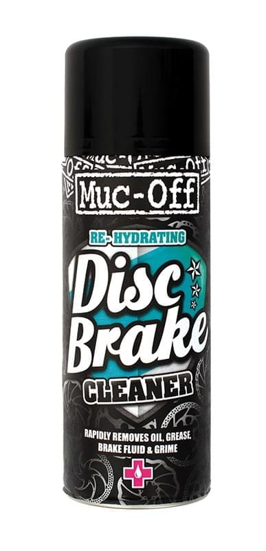 Čistič na kotoučové brzdy Muc-Off Re-hydrating Disc Brake Cleaner 400ml