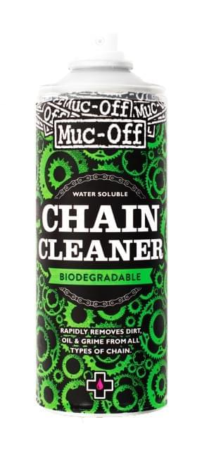 Čistič řetězu Muc-Off High Performance Chain Cleaner 400ml