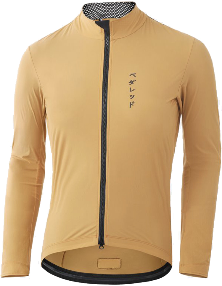 PEdAL ED Mirai All-weather Jacket - honey M