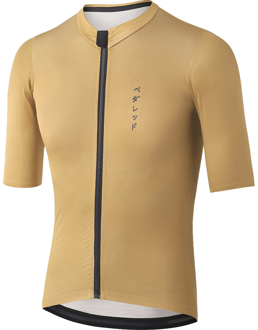 PEdAL ED Mirai Lightweight Jersey - honey L