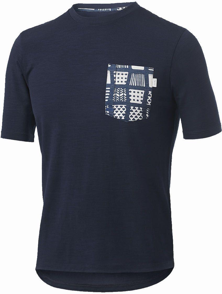 PEdAL ED Kyoto Gravel T-shirt - navy XL