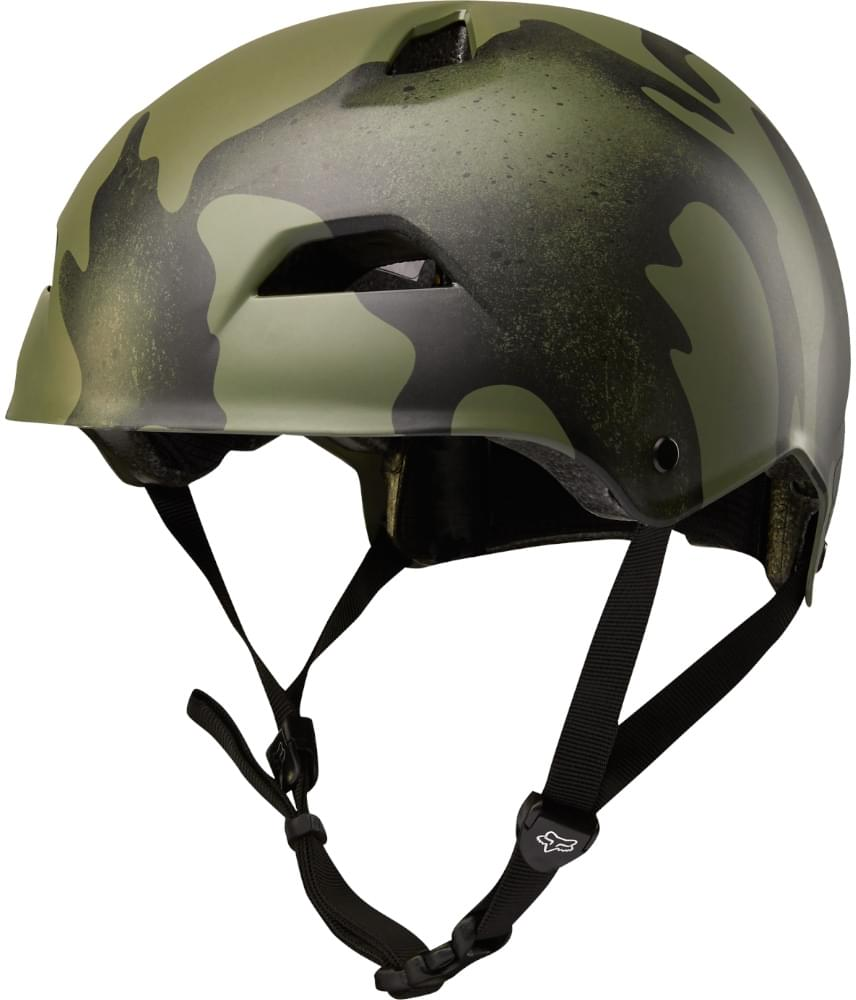 Fox Flight Camo Helmet - camo M