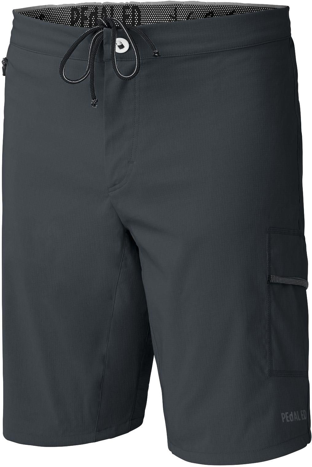 PEdAL ED Jary All-road Shorts - charcoal grey M