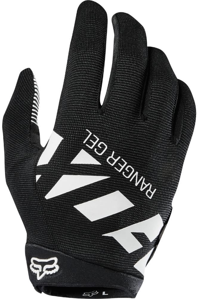 Fox Ranger Gel Glove - black/white S