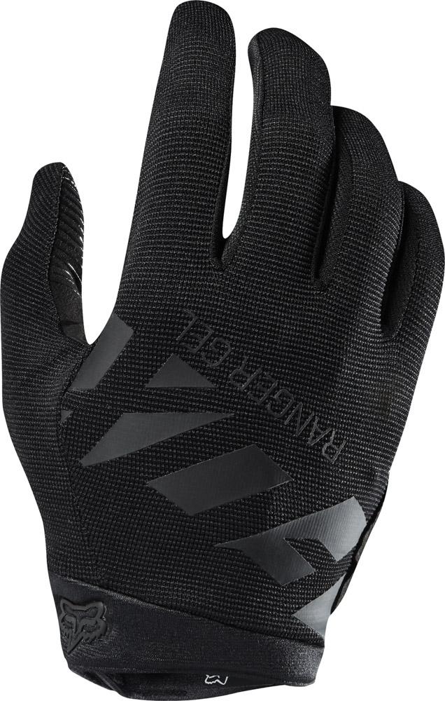 Fox Ranger Gel Glove - black/black XL