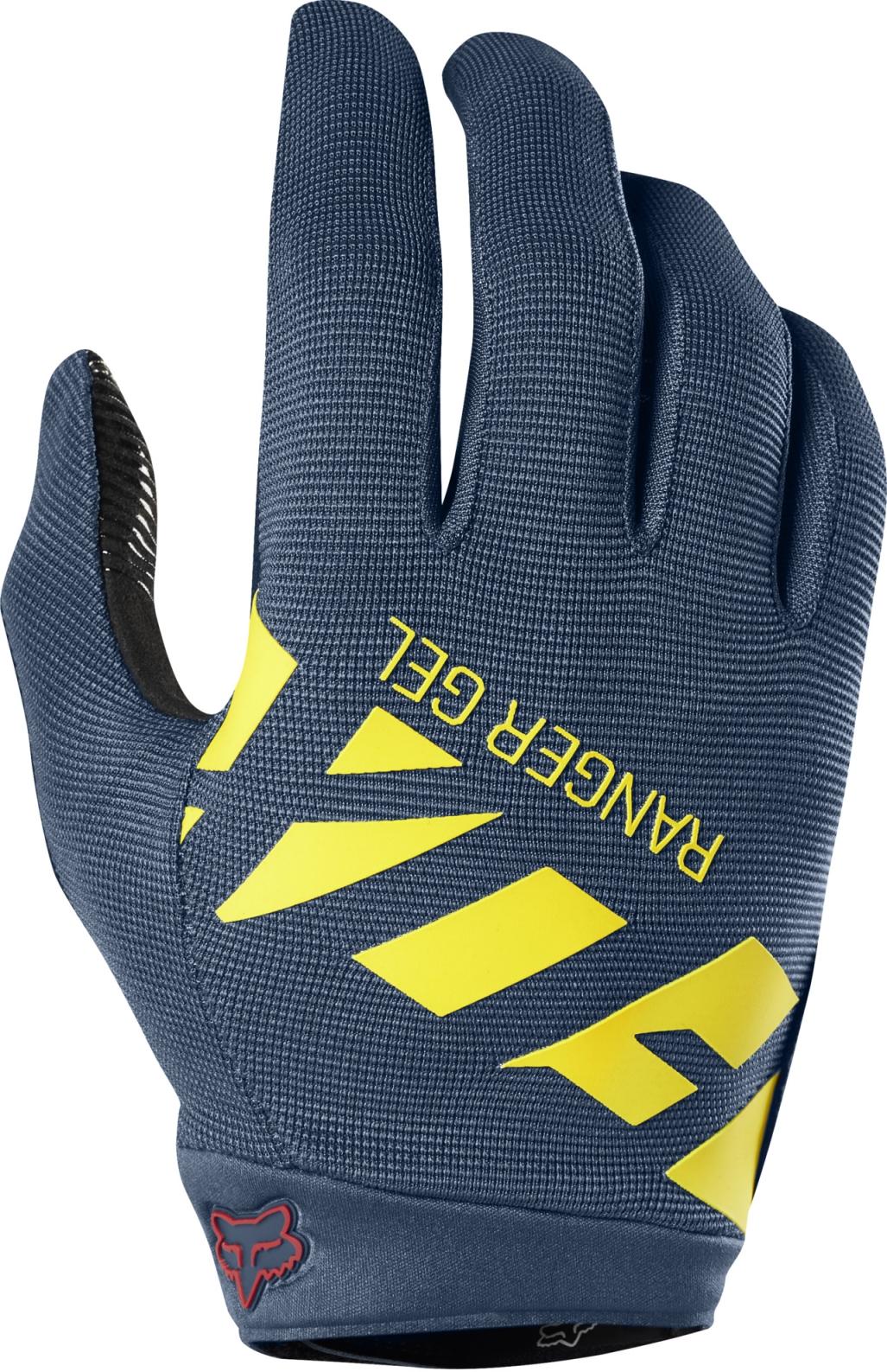 Fox Ranger Gel Glove - midnight XL