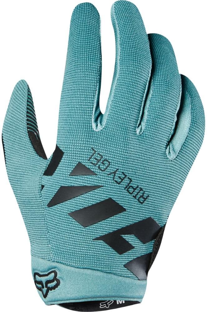 Fox Womens Ripley Gel Glove - pine M