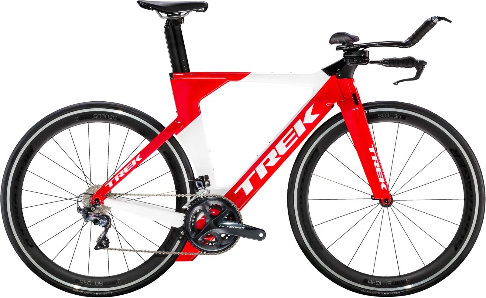 Trek Speed Concept - Viper Red/Trek White S