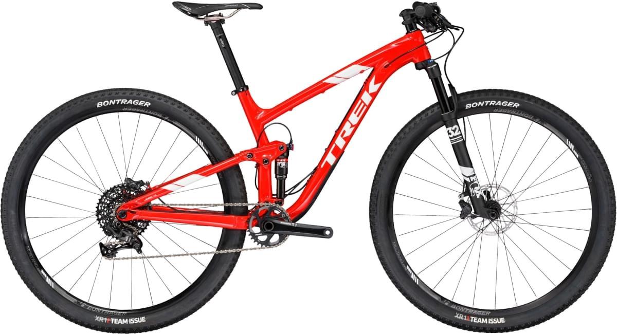 Trek Top Fuel 9 - Viper Red 19.5