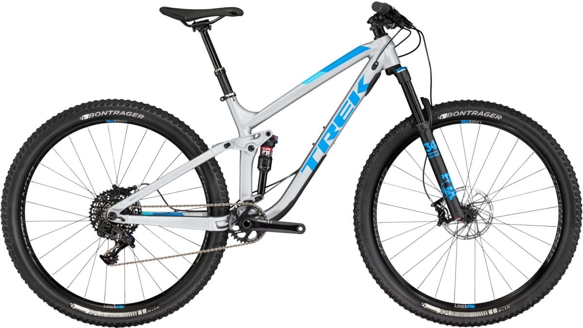 Trek Fuel EX 9 29 - Matte Quicksilver 19.5