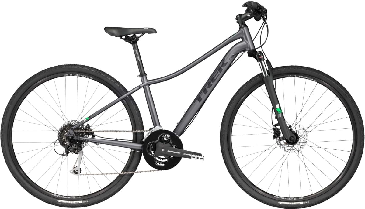 Trek Neko 3 WSD-Matte Metallic Charcoal 18