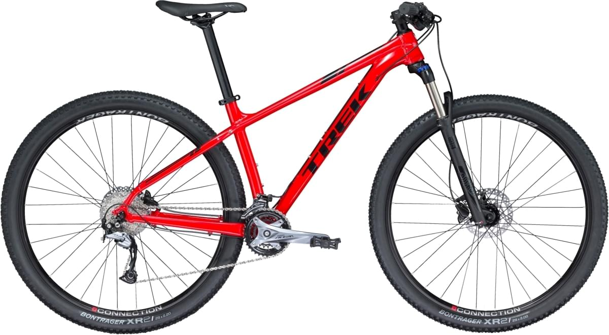 Trek X-Caliber 7-Viper Red 19.5