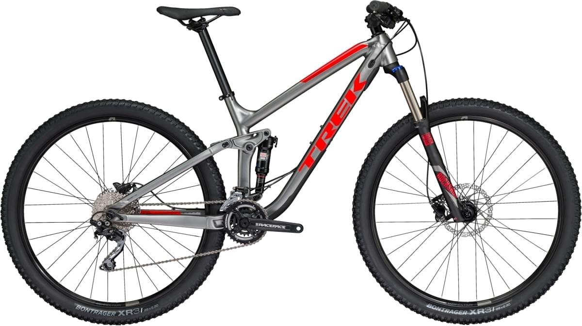Trek Fuel EX 5 29-Matte Anthracite 17.5