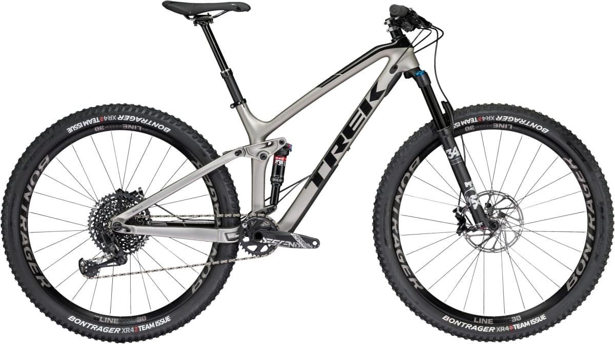Trek Fuel EX 9.8 29 XT-Matte Metallic Gunmetal/Gloss 18.5