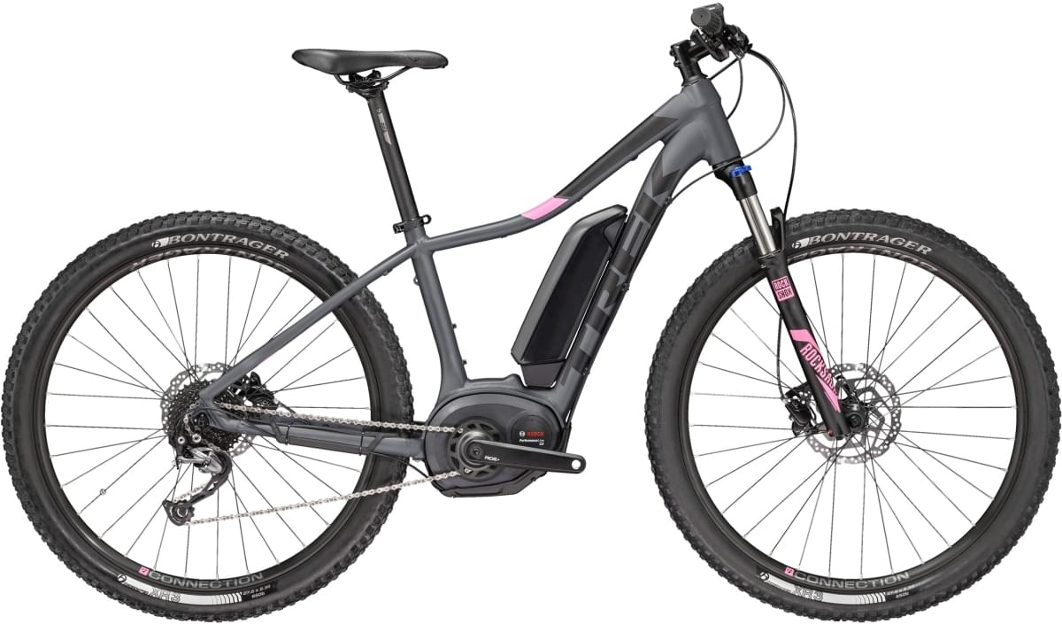Trek Powerfly 4+ WSD Matte Solid Charcoal 17.5