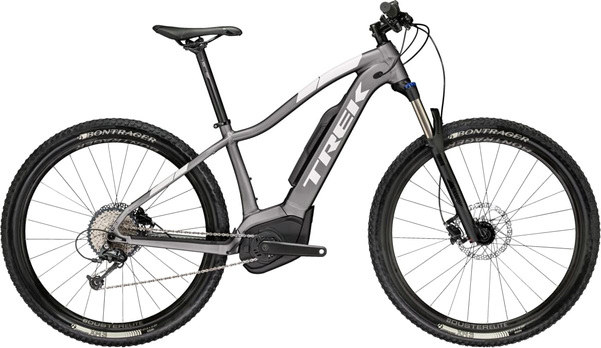 Trek Powerfly 5+ WSD Matte Anthracite/Gloss Crystal White 15.5
