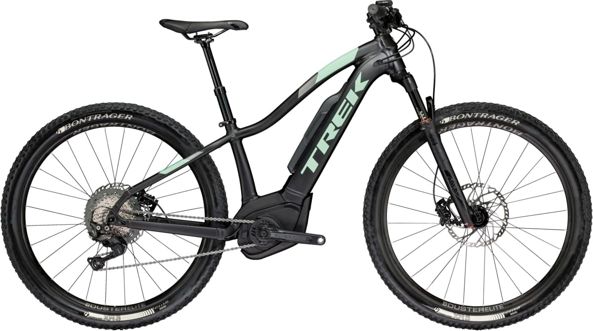 Trek Powerfly 7+ WSD Matte Trek Black/Sprintmint 15.5