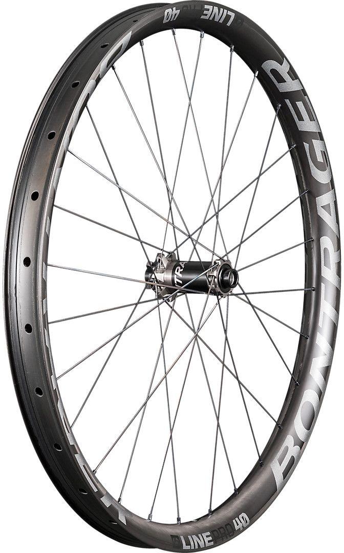 Bontrager 27,5 Wheel Line Pro 40 TLR Boost MTB - front uni