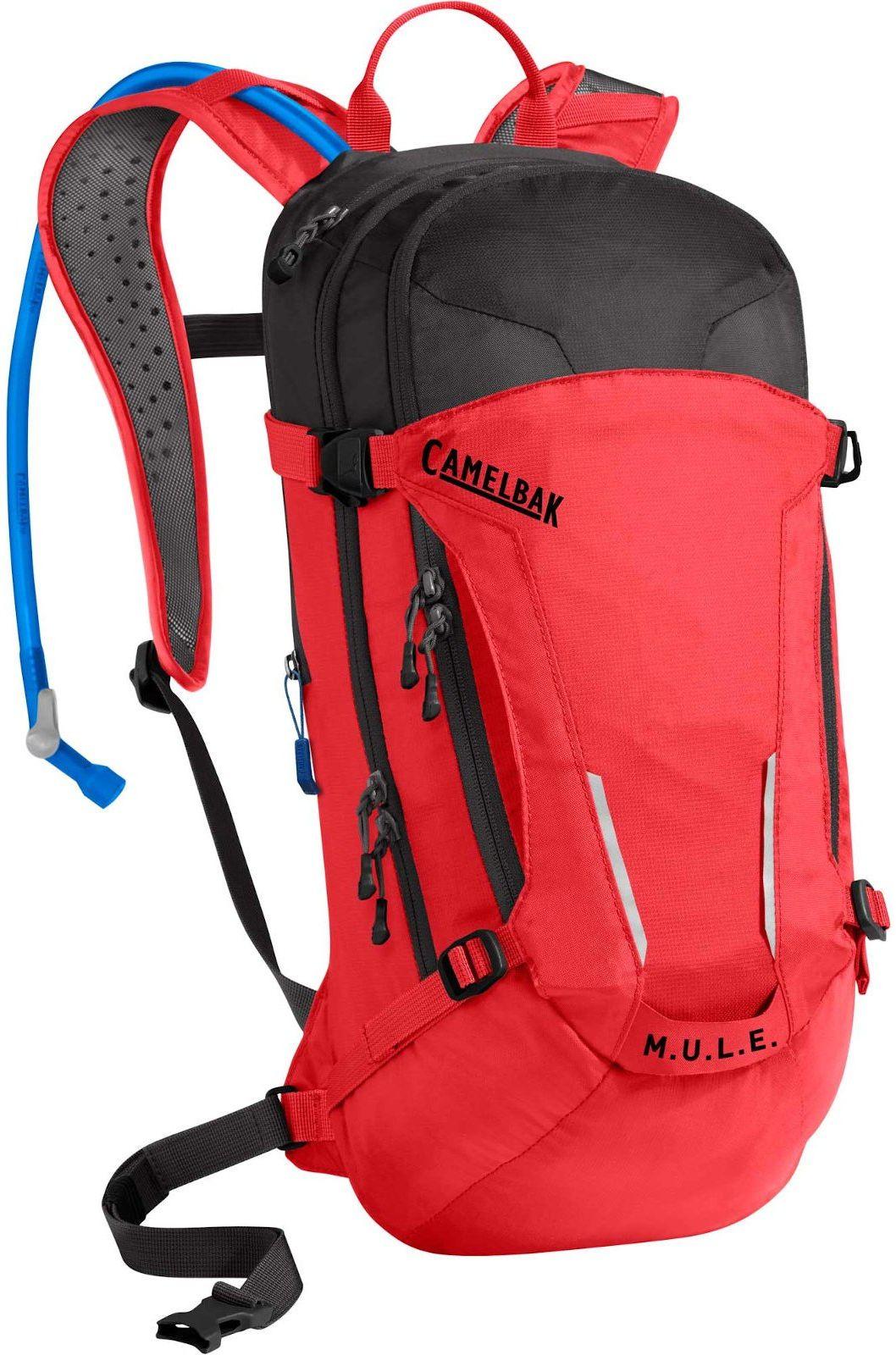 Camelbak Mule - Racing Red/Black uni