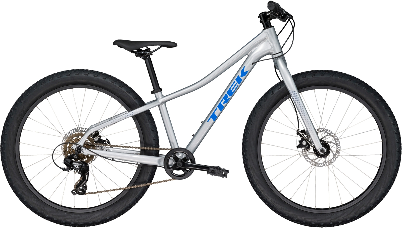 Trek Roscoe 24 - Quicksilver/Royal uni
