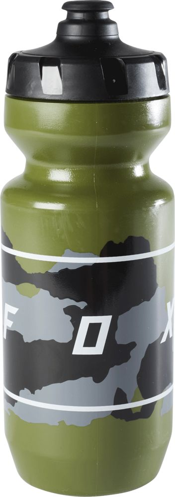 FOX Moth 22 oz Purist Bottle - Green Camo uni