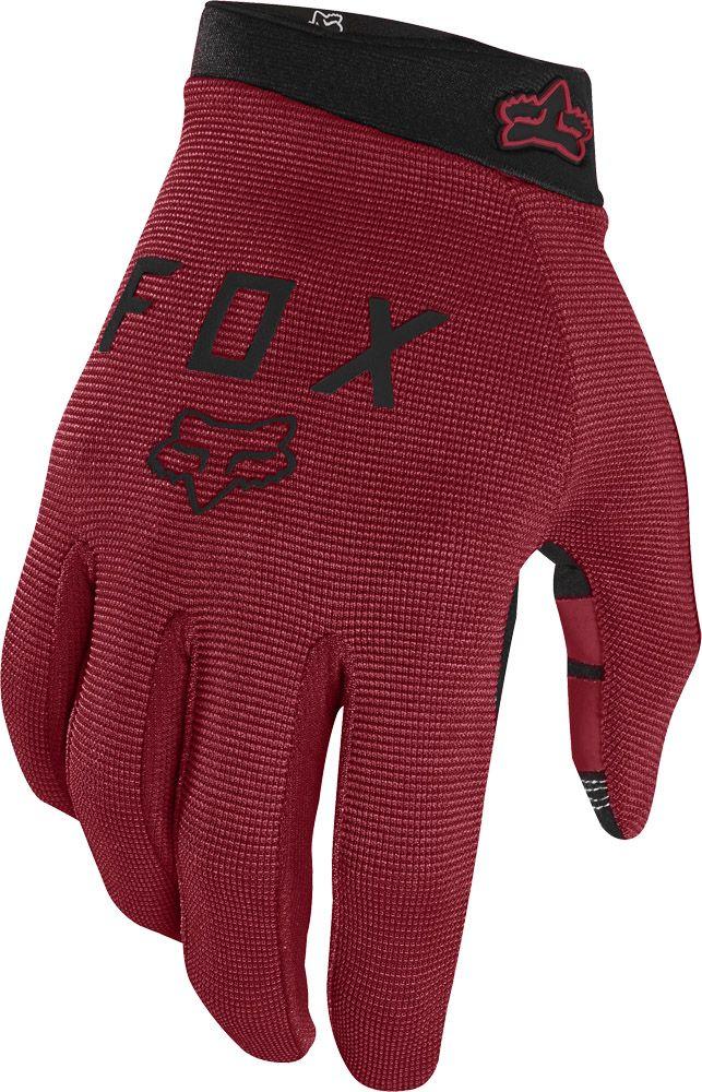 FOX Ranger Glove Gel - cardinal M