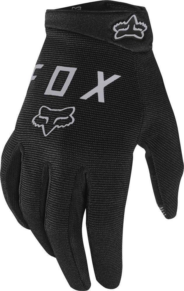 FOX Womens Ranger Glove-Gel - black S