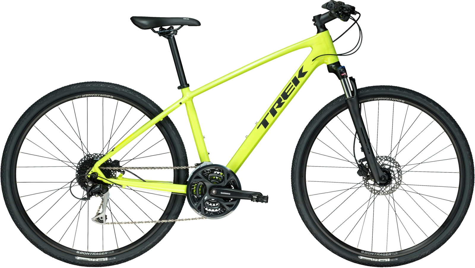 Trek Dual Sport 3 - Volt Green XL