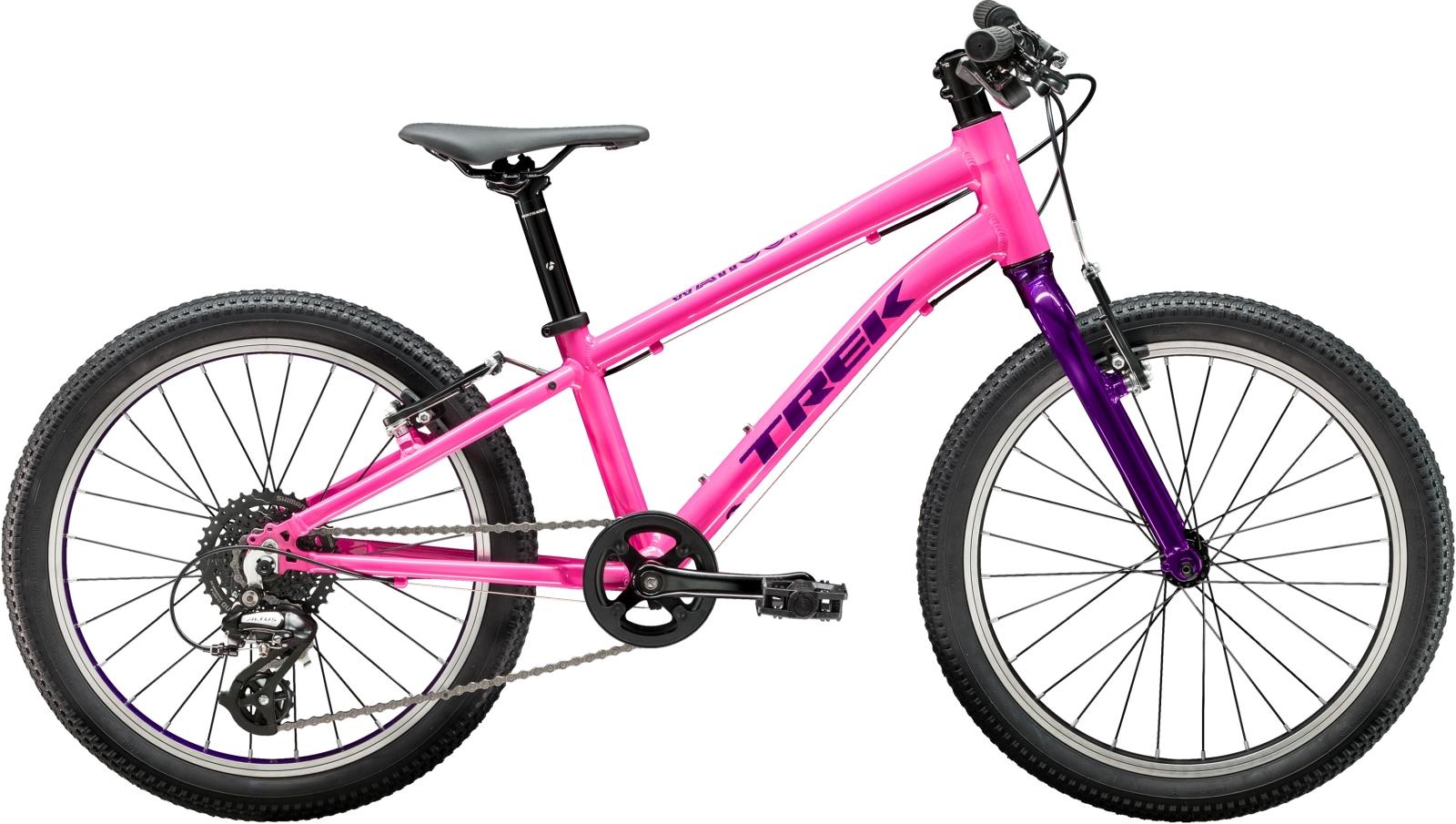 Trek Wahoo 20 - Flamingo Pink/Purple Lotus uni