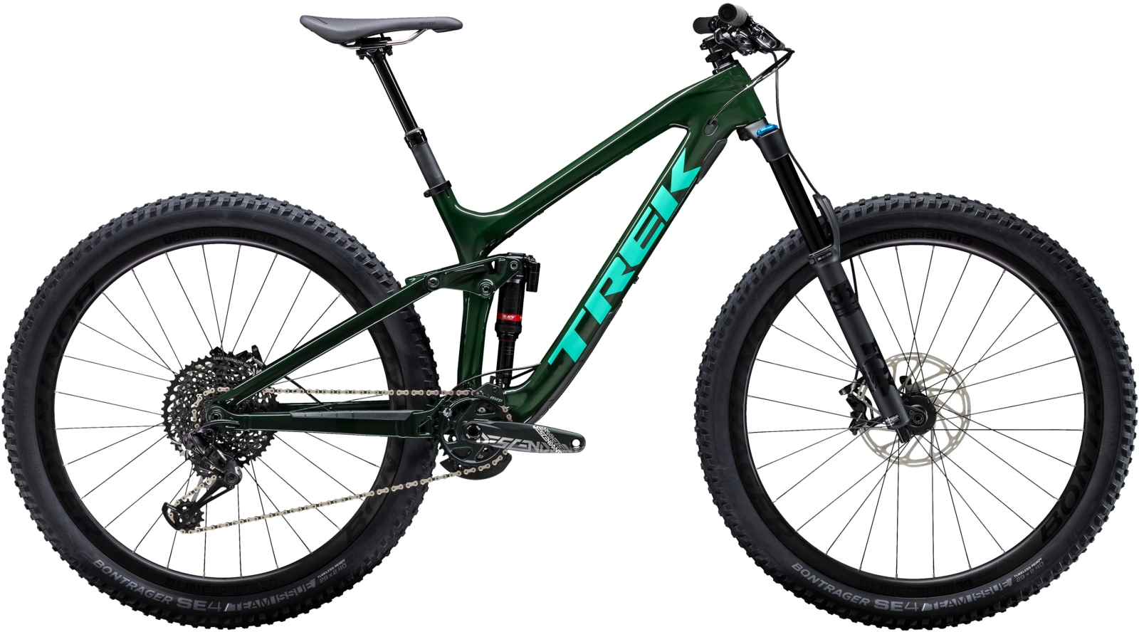 437bb24e49 Trek Slash 9.8 - British Racing Green 15.5
