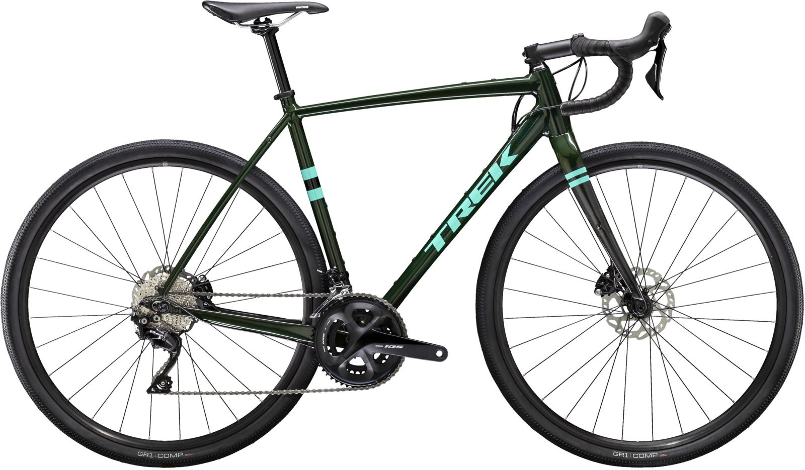 Trek Checkpoint ALR 5 - british racing green 56