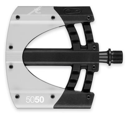 Crankbrothers 5050 - black/silver uni