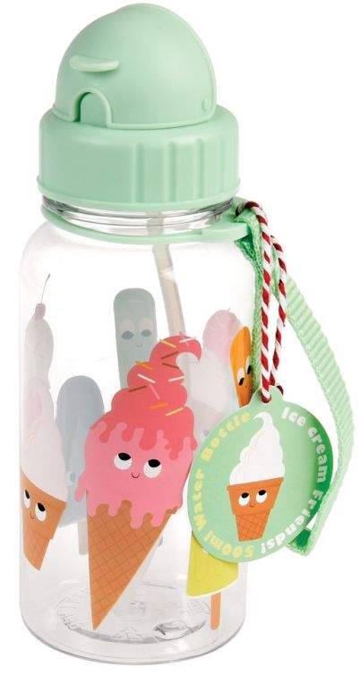 Dětská lahev na vodu - usměvavé zmrzliny uni