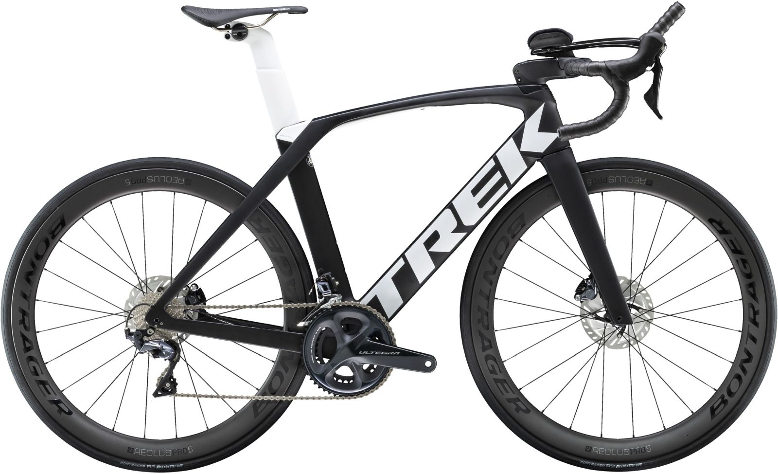Trek Madone SLR 6 Disc Speed - matte trek black/trek white 54