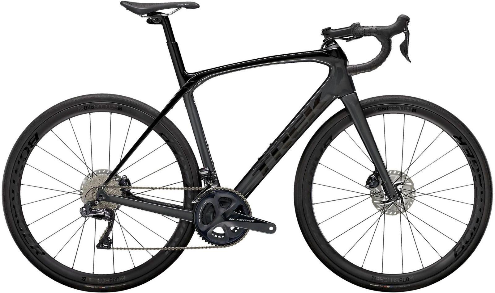 Trek Domane SLR 7 - lithium grey/trek black 56