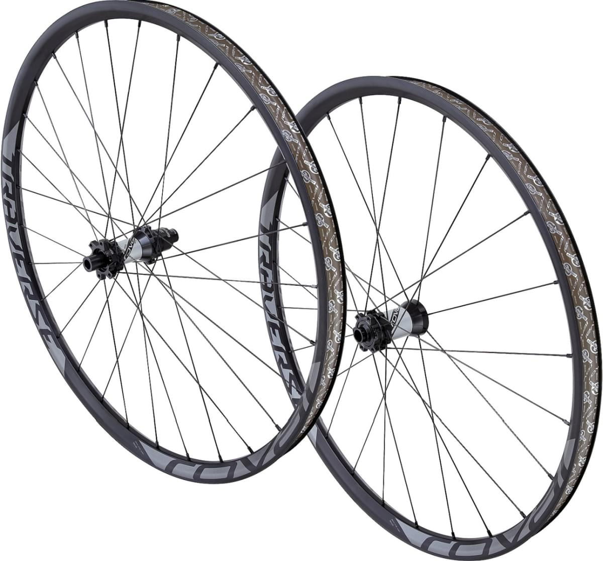 Specialized Roval Traverse 650B 148 - charcoal uni
