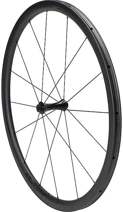 Specialized Roval CLX 32 TU Front - satin carbon/gloss black uni