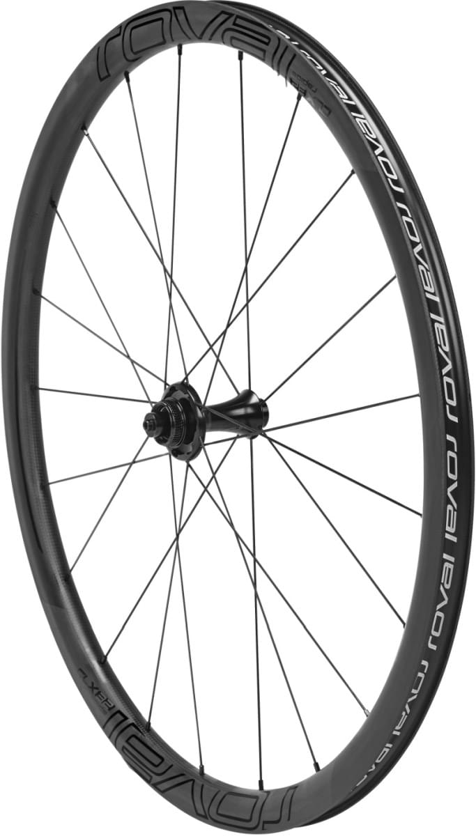 Specialized Roval CLX 32 Disc Front - satin carbon/gloss black uni