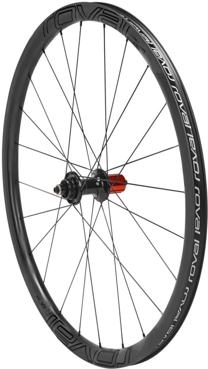 Specialized Roval CLX 32 Disc Rear - satin carbon/gloss black uni