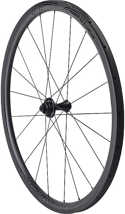 Specialized Roval CLX 32 TU Disc Front - satin carbon/gloss black uni
