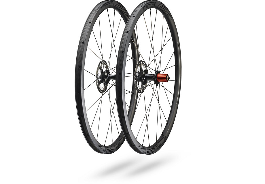 Specialized Rapide Clx 32 Disc 650B - satin carbon/gloss black uni